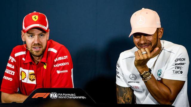 Sebastian Vettel accuse 40 points de retard sur Lewis Hamilton en tête du classement des pilotes.