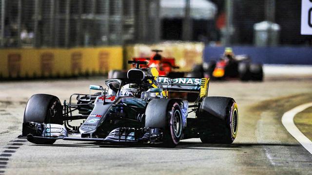 Lewis Hamilton est sorti vainqueur de quatre des cinq derniers Grand Prix.
