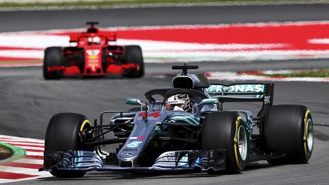 Vainqueur des deux dernières courses, Lewis Hamilton occupe la tête du championnat du monde devant Sebastian Vettel.