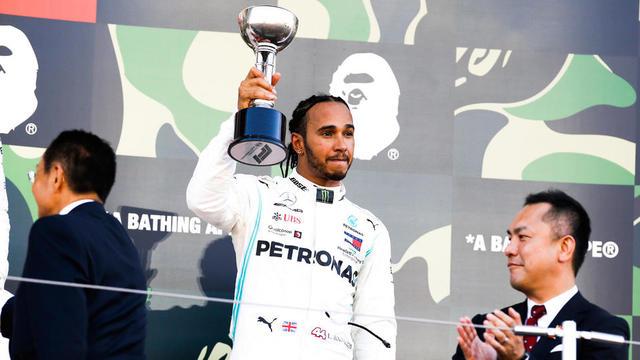 Lewis Hamilton doit terminer dans les huit premiers pour décrocher son 6e titre.