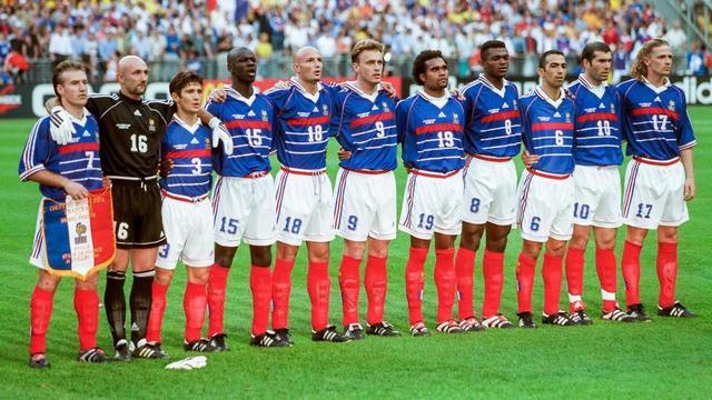 Plusieurs Bleus ont été les vedettes de publicités après avoir été champions du monde.