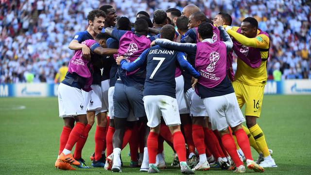 L'équipe de France a commencé à être séduisante lorsqu'elle a été menée au score contre l'Argentine et qu'elle a commencé à se projeter vers l'avant.