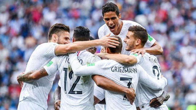 L'équipe de France a prouvé qu'elle pouvait être efficace avec ou sans la possession du ballon.