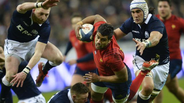 L'équipe de France a peiné contre l'Ecosse lors de son entrée dans le Tournoi des 6 Nations.