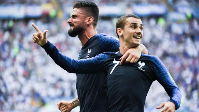 L'équipe de France a toujours gagné quand Antoine Griezmann a marqué.