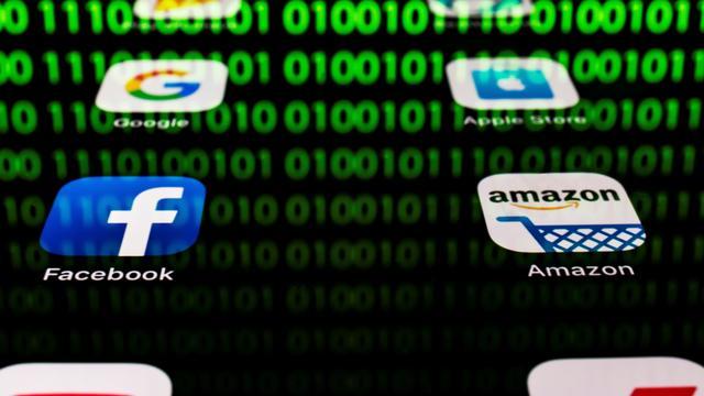 La taxe devrait s'appliquer à une trentaine de groupes incluant Google, Amazon, Facebook et Apple (Gafa).