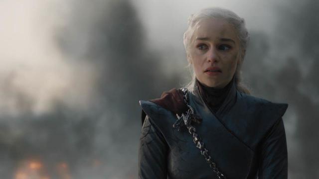 Emilia Clarke a été marquée par l'évolution de son personnage.