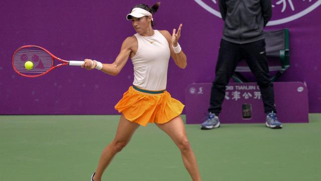 En Chine, Caroline Garcia a décroché le septième titre de sa carrière.