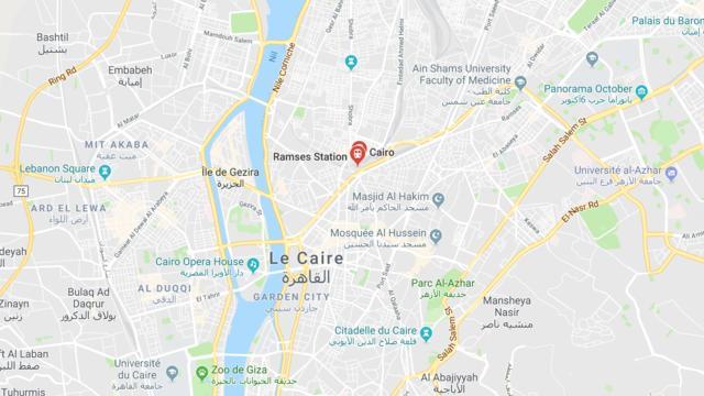 Au moins sept personnes ont été tuées et une vingtaine d'autres blessées mercredi à la gare centrale du Caire. (photo d'illustration)