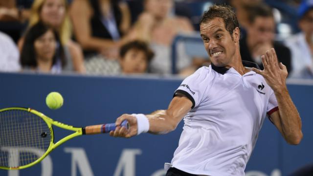 Richard Gasquet a déjà atteint les demi-finales de l'US Open en 2013.