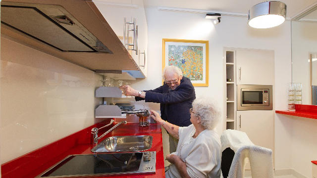 GDP Vendôme a mis en place un appartement témoin à Paris avec un système de détection des chutes pour les seniors.