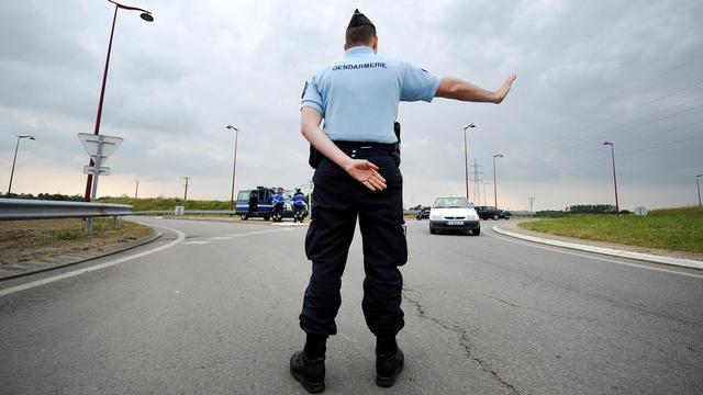 C'est lors d'un banal contrôle que les gendarmes sont tombés sur la voiture surpeuplée.