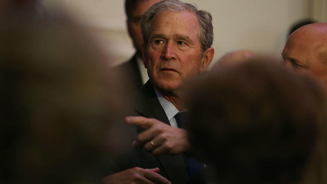 Image result for george bush vs presse