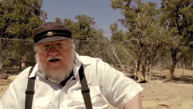 George R. R. Martin offre un personnage dans Game of Thrones aux donateurs les plus généreux.