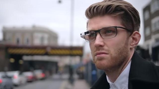 Les Google Glass offraient de multiples applications en réalité augmentée.