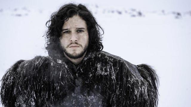 Jon Snow est le personnage phare de la série «Game of Thrones».