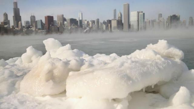 Les périodes de grand froid devraient être accentués, comme cette hiver en Amérique du Nord