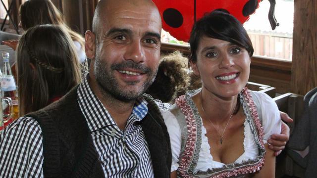L'avis de la femme de Pep Guardiola pourrait jouer un rôle dans le choix de sa future destination.