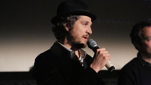 Guillaume Canet lors d'un festival de cinéma en 2012