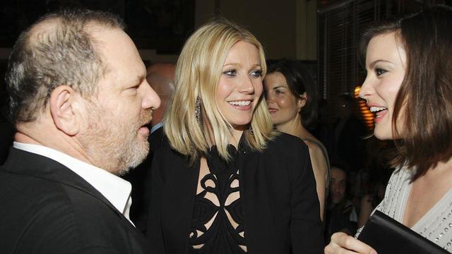 L'actrice Gwyneth Paltrow a été l'une des premières à accepter de parler aux journalistes au sujet d'Harvey Weinstein.
