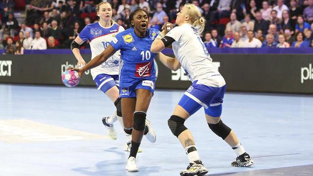 Les Bleues s'étaient inclinées lors du match d'ouverture face aux Russes.