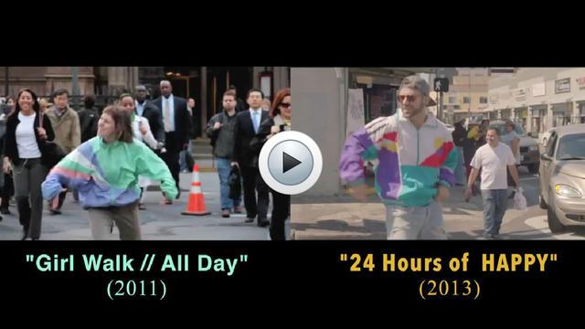 Les deux vidéos présentent des similarités troublantes