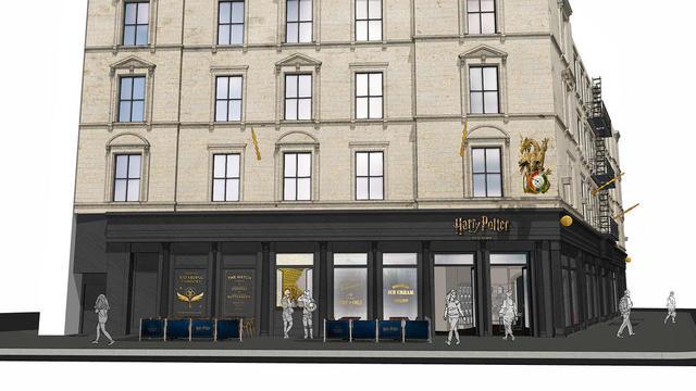 Située en plein cœur de Manhattan, cette boutique couvrira une surface de près de 2.000 m2, répartis sur trois étages.