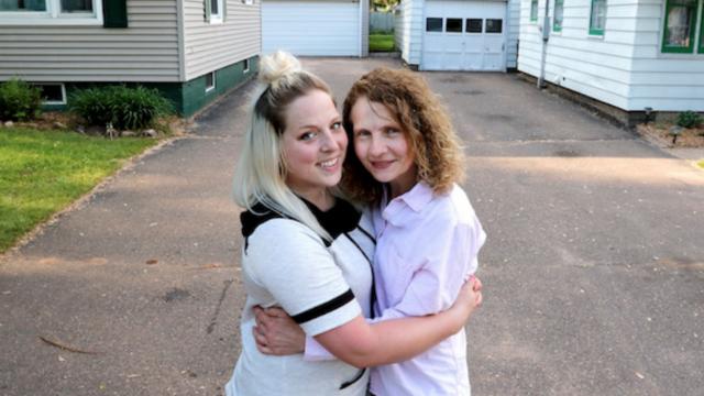 Les deux soeurs passent désormais beaucoup de temps ensemble.