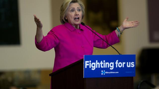 Hillary Clinton entend répondre aux 77 % d'Américains persuadés que des aliens ont foulé la Terre.
