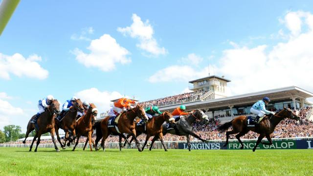 Huit courses réuniront les meilleurs jockeys de la saisons à l'hippodrome de Longchamp.