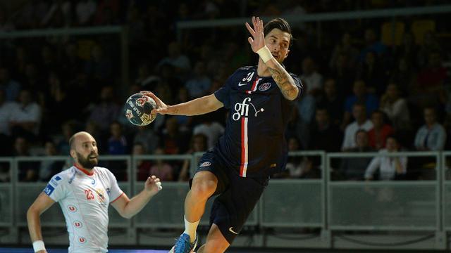 Samuel Honrubia et le PSG Handball comptent un point de retard sur Montpellier à trois journées de la fin du championnat de France.