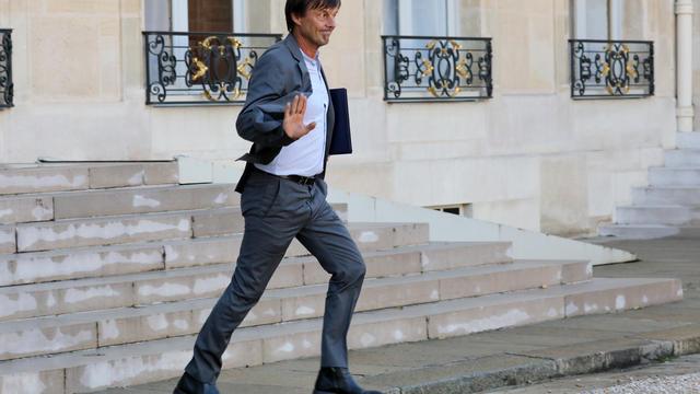 Nicolas Hulot a annoncé ce mardi 28 août sa décision de quitter le gouvernement.
