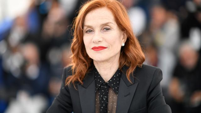 L'actrice, qui fut la muse de Claude Chabrol, a reçu un Golden Globe en 2017 pour sa performance dans «Elle» de Paul Verhoeven.