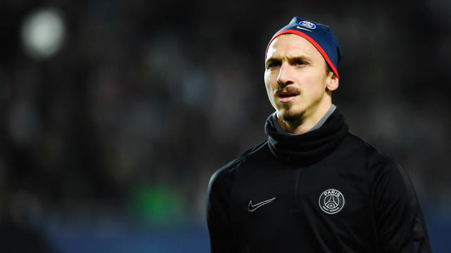 A 34 ans, Zlatan Ibrahimovic est toujours aussi performant.