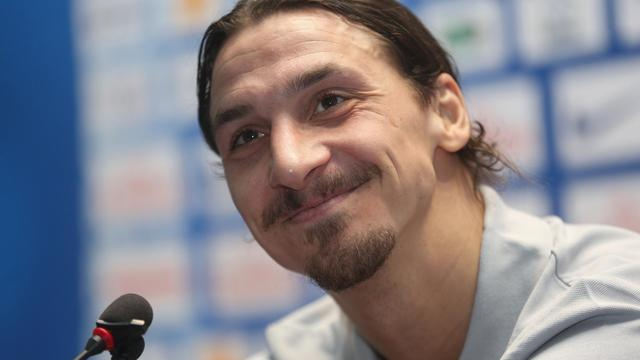 Zlatan Ibrahimovic se plait à Paris et n'envisage pas de quitter le club de la capitale.