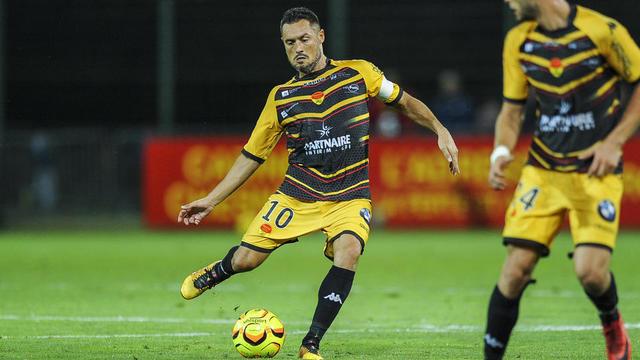 Karim Ziani est le capitaine des Orléanais.