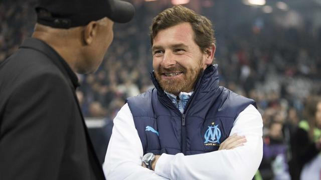AVB est deuxième de Ligue 1 avec Marseille.