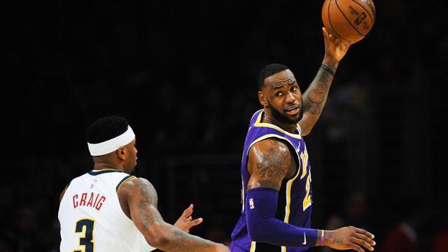 la moitié 44b70 a5244 LeBron James dépasse Michael Jordan et devient 4e meilleur ...
