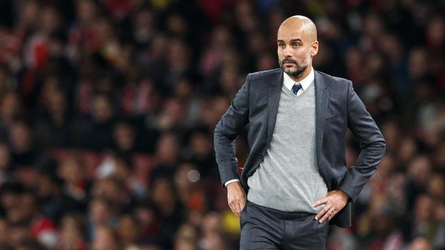 Pep Guardiola rejoindra Manchester City l'été prochain pour trois ans.