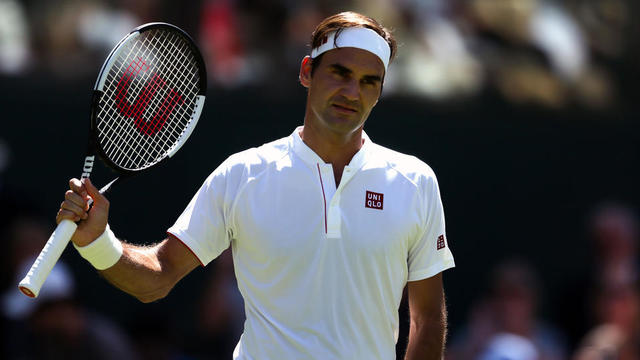 release date: c45fb 96519 Le Times estime que Roger Federer a signé un contrat d un montant de 300  millions de dollars sur 10 ans avec Uniqlo. PA Images   Icon Sport