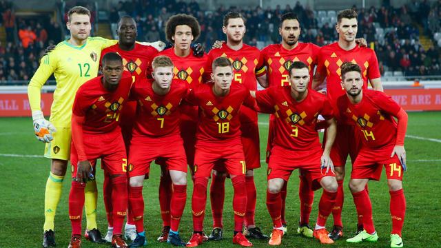 Coupe du monde 2018 tout savoir sur la belgique www - Toute les coupe du monde de football ...