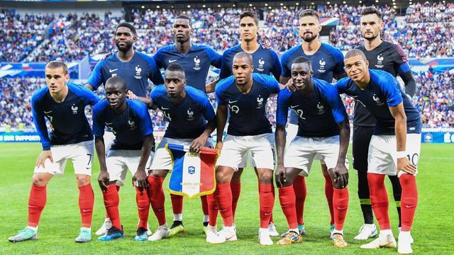Coupe du monde 2018 l 39 quipe de france est ambitieuse - Coupe de france l equipe ...
