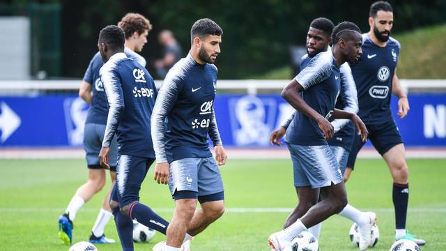 Bleus - Mbappé :