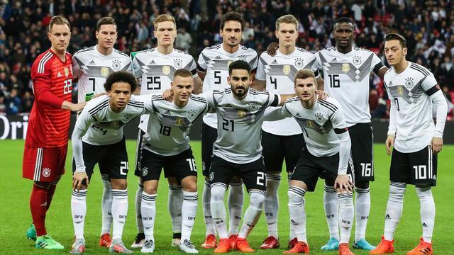 Coupe du monde 2018 tout savoir sur l 39 allemagne www - Toute les coupe du monde de football ...