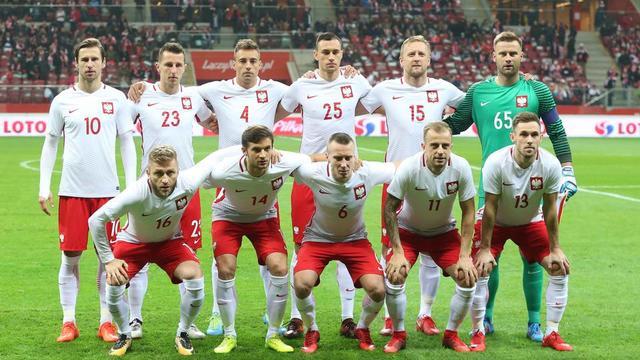 Pologne Football. FR
