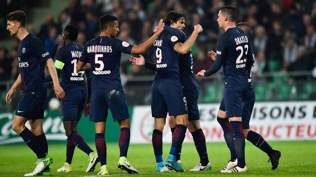 Calendrier L1 Psg.Ligue 1 Le Calendrier Du Psg Pour La Saison 2017 2018