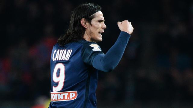 Remplaçant en championnat contre Angers (5-1), Edinson Cavani postule à une place de titulaire face à Toulouse.