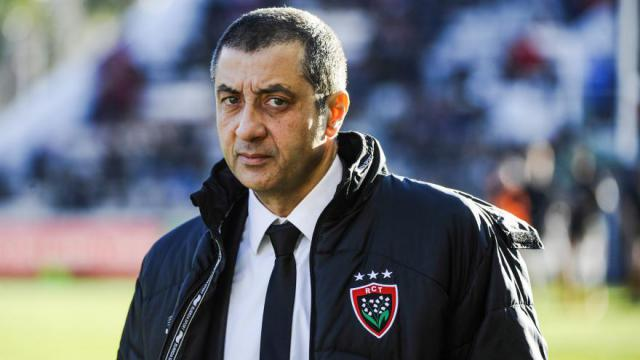Mourad Boudjellal est propriétaire depuis 2006 du RCT.