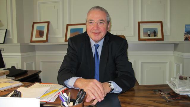 jean Paul Huchon, le président du conseil régional, présentera mercredi le plan de mobilisation en vue de la candidature aux Jeux Olympiques de 2024.