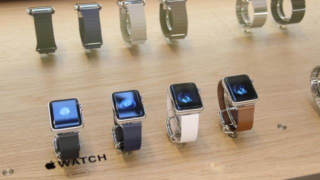 Les premières Apple Watch sont disponibles en précommande.